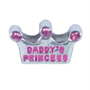 Picture of 'Daddy's Princess' Charm